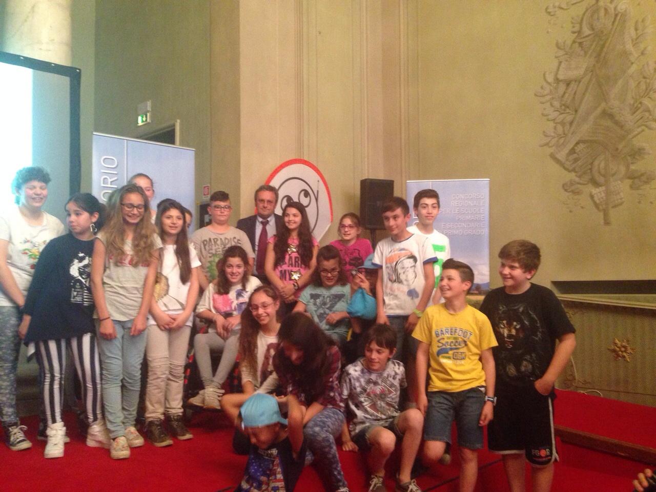 Consorzi di Bonifiche: Gianni Bessi alla premiazione del concorso per le scuole 'Acqua e territorio'