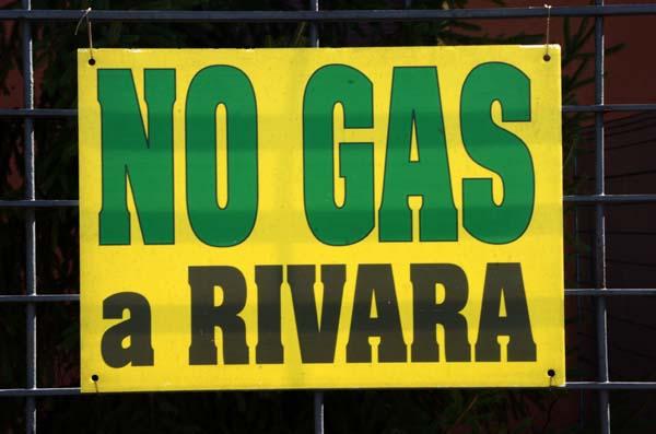"""Serri e Sabattini: """"Il no al deposito gas di Rivara è senza appello"""""""