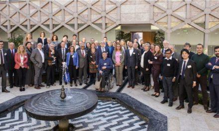 Giuseppe Boschini al 22mo Forum di Lisbona sulle Migrazioni