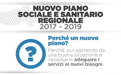 """Approvato in Assemblea legislativa il Piano Sociale e Sanitario 2017-2019. Zoffoli e Caliandro: """"Una nuova visione del Welfare"""""""
