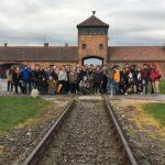 """Shoah. Studenti ravennati a Auschwitz e Birkenau con Rontini: """"Memoria antidoto agli errori della storia"""""""