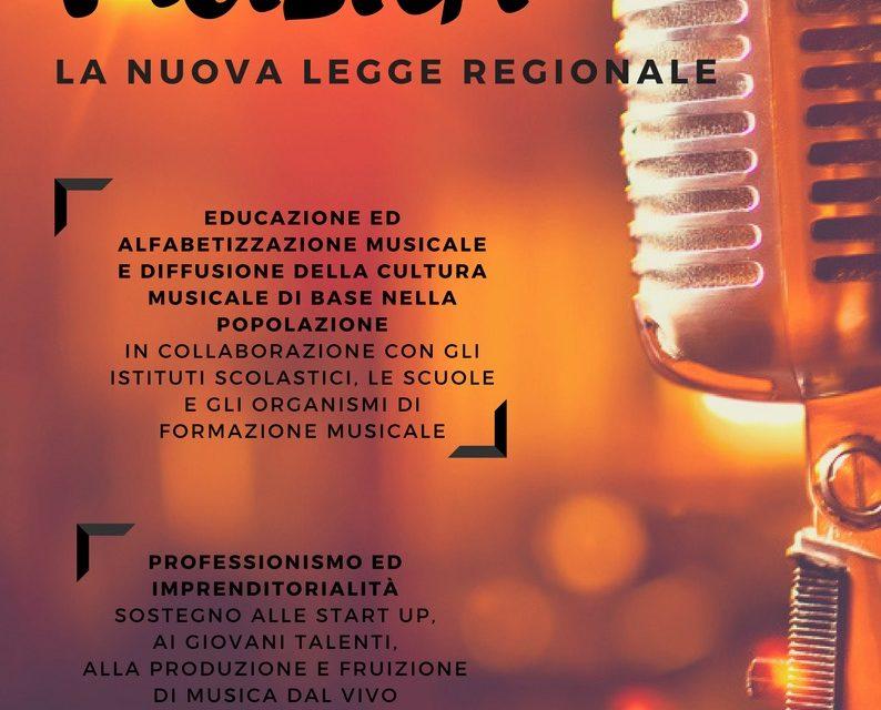Pdl Musica   Oltre 3 milioni per il settore musicale, valore aggiunto e potenziale di crescita per i territori