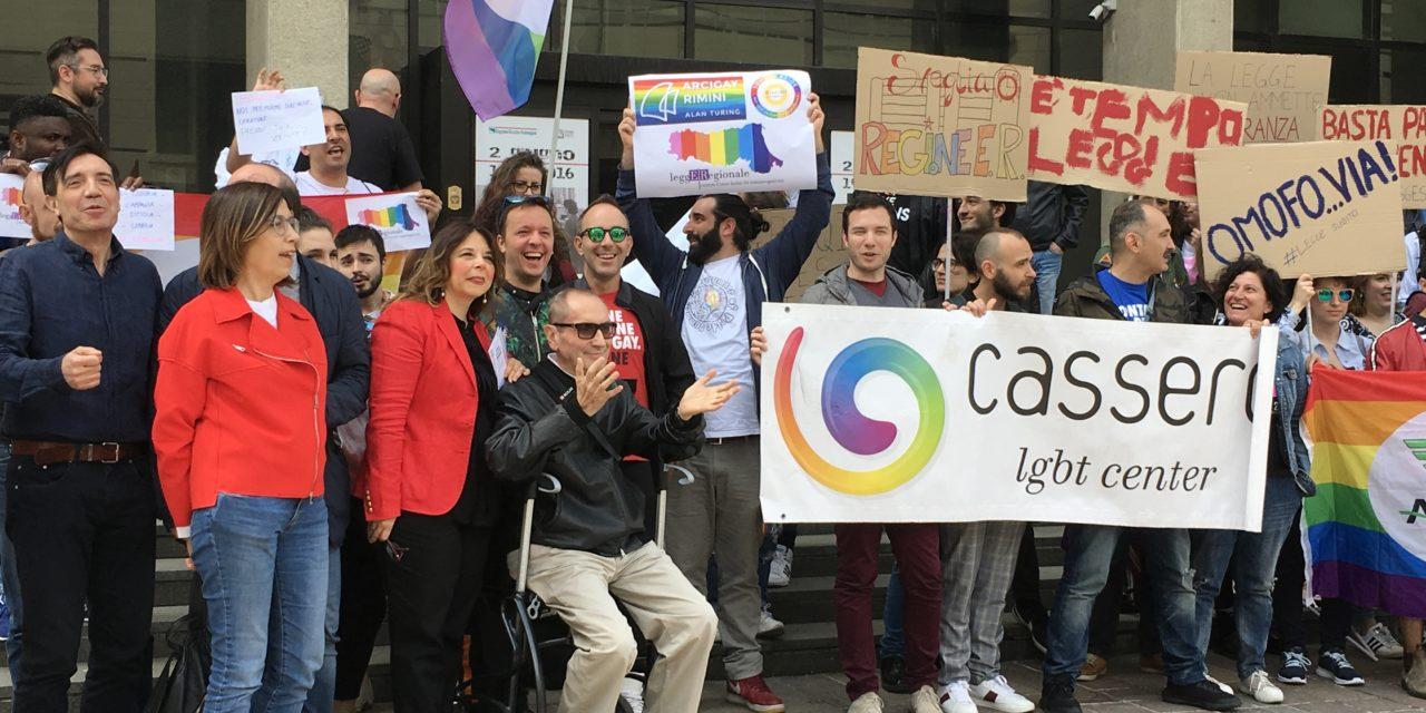 Giornata Internazionale contro Omotransfobia