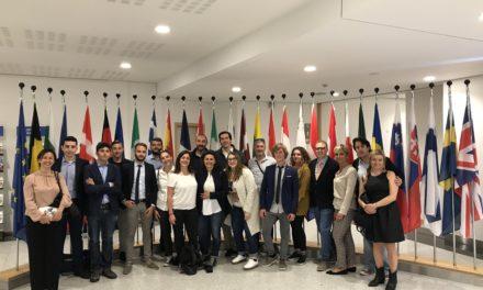 """Giovani ed Europa. Nadia Rossi a Bruxelles: """"Riscopriamo i valori fondanti dell'UE"""""""