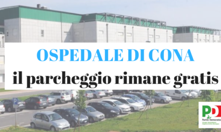 All'Ospedale di Cona il parcheggio rimarrà gratis   Soddisfatti Calvano e Zappaterra