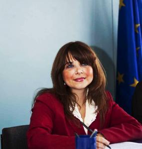 Roberta Mori entra nel Comitato Soci dell'Istituto Cervi di Gattatico (RE)