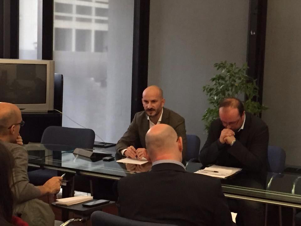 """Proposta di legge sui costi dei gruppi in Regione: 7 mln di tagli. Calvano: """"E' un nuovo inizio"""""""