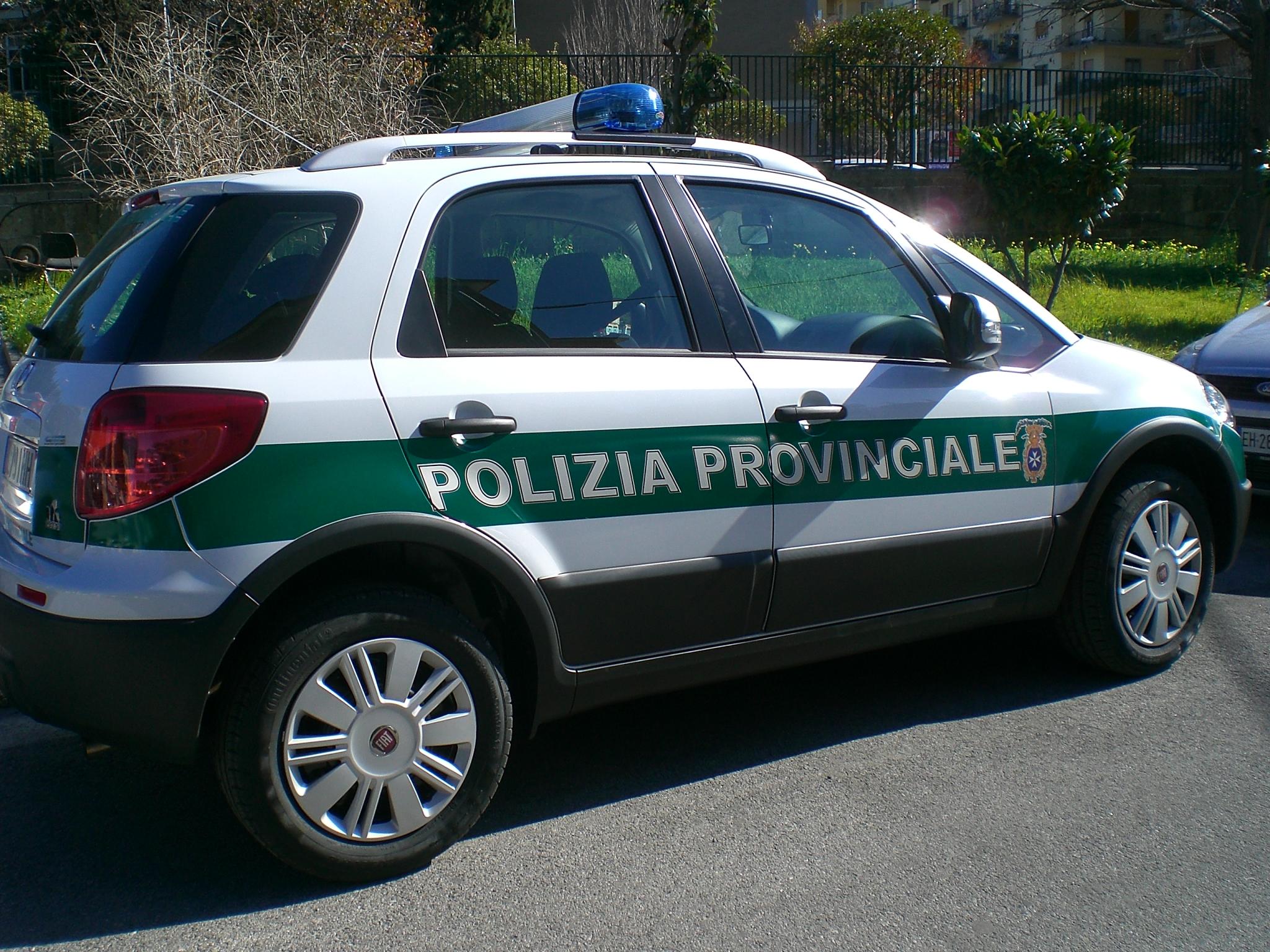 """Calvano e Zappaterra: """"Salvaguardare professionalità e funzioni della polizia provinciale"""""""
