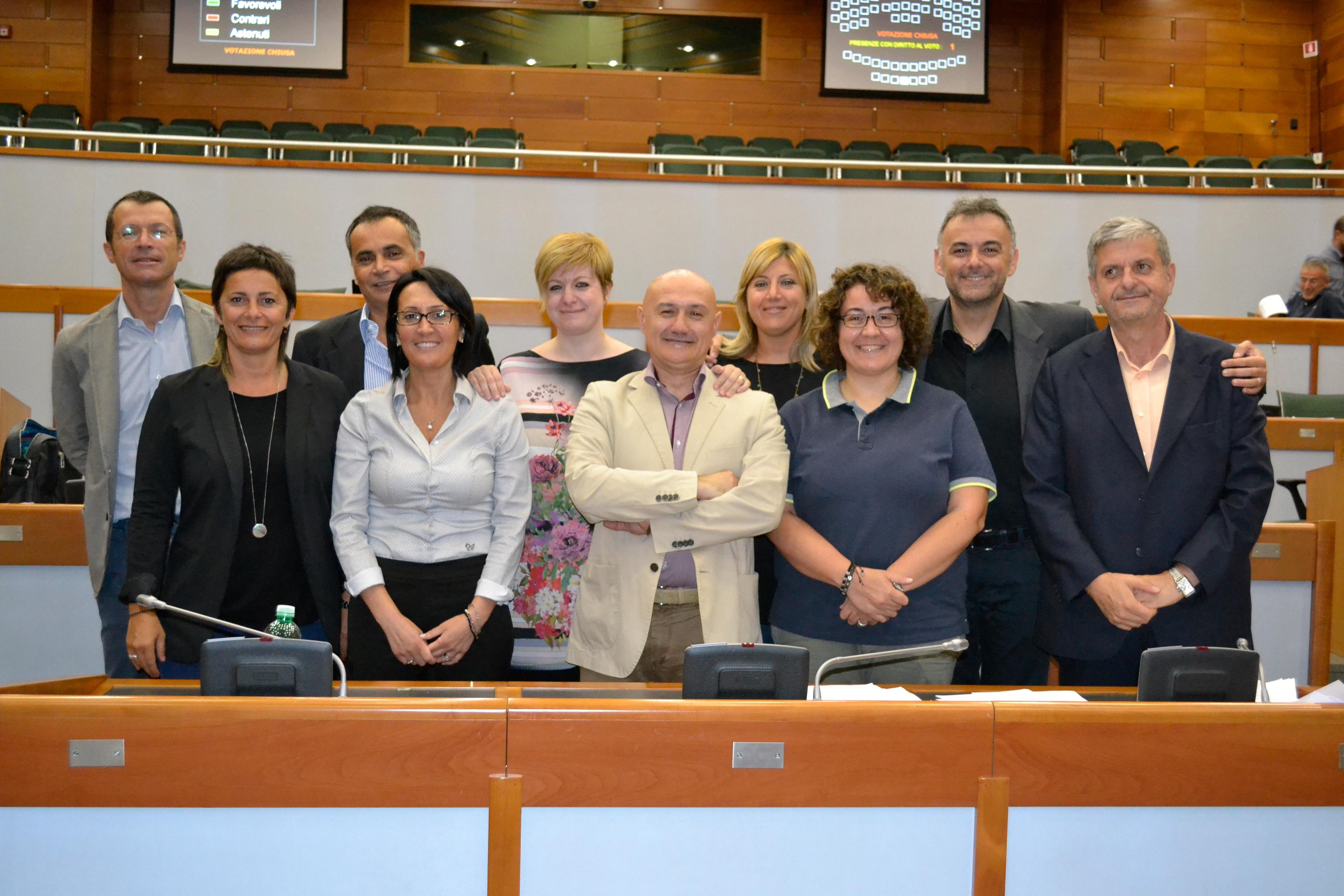"""Riordino. I Consiglieri regionali PD: """"Ora conto alla rovescia per l'Area Vasta della Romagna"""""""