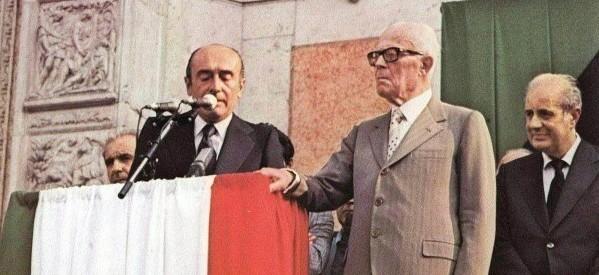 """Scomparsa Zangheri, Caliandro: """"Profondo dolore: Zangheri, maestro di politica e amministrazione"""""""