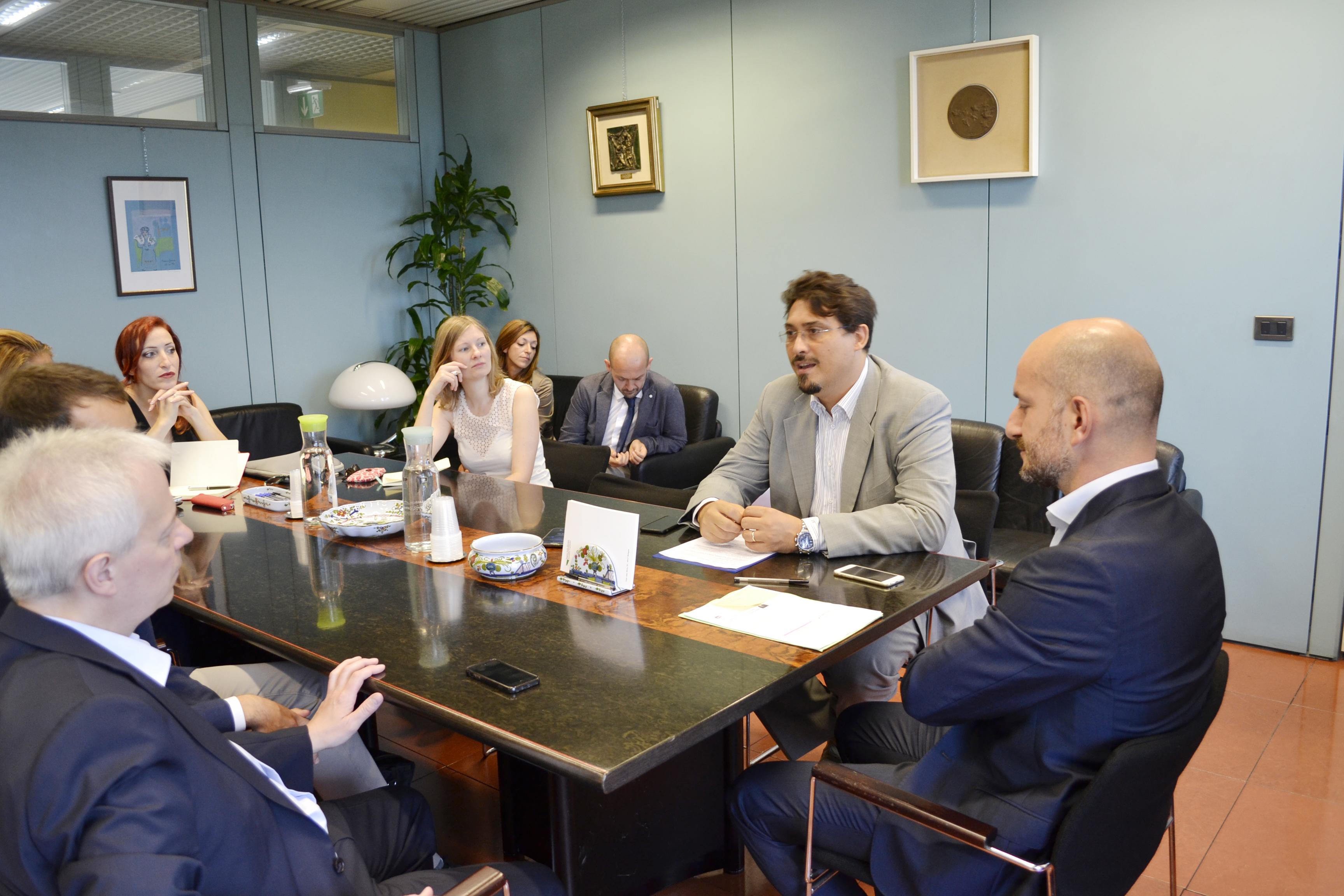 Il PD dell'Emilia-Romagna chiama l'Europa
