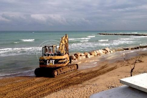 """Ripascimento della costa. Rossi: """"Allearsi con regioni limitrofe per abbattere i costi e valutare alternative per giacimenti zona sud"""""""