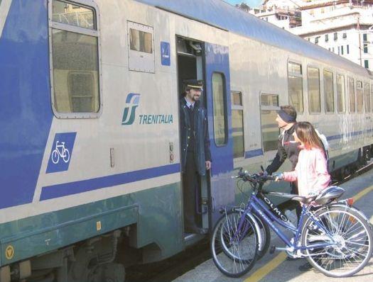 """Risoluzione PD per la mobilità sostenibile. Montalti e Rontini: """"Bici gratuite sui treni"""""""