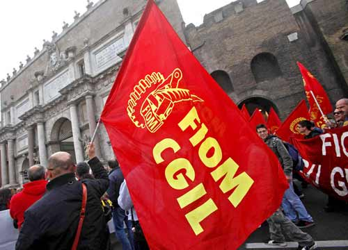 """Licenziamento delegato FIOM. Caliandro: """"Dopo il caso di Ferrara, ora Bologna. Segnale preoccupante, un salto indietro che deve essere respinto"""""""