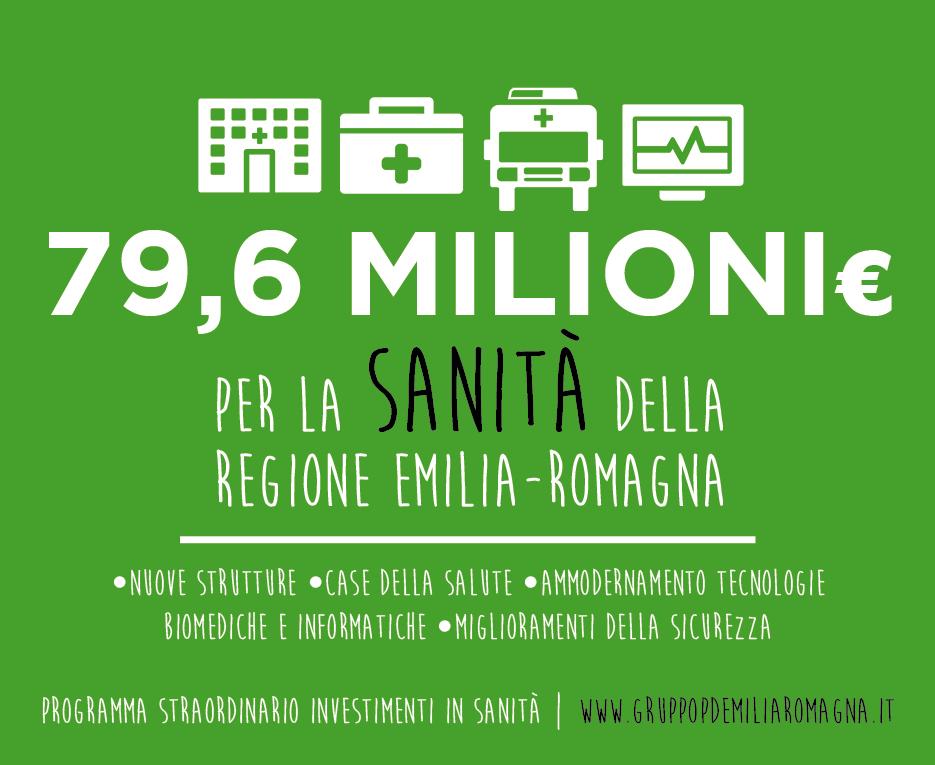 """Sanità. Montalti: """"5 milioni 776 mila euro al Bufalini di Cesena per nuove attrezzature e tecnologie"""""""