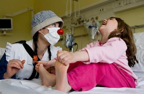 Il PD in regione dice si alla Clownterapia