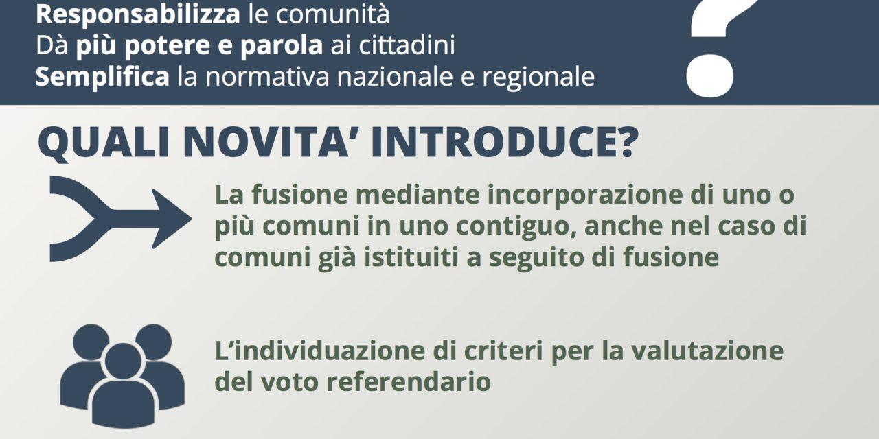 Unioni e fusioni di Comuni: passa la riforma in Emilia-Romagna