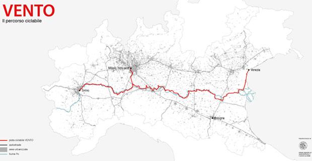 VenTo: via libera dalla Regione al protocollo di intesa con Piemonte, Lombardia, Veneto, MiT e MiBACT