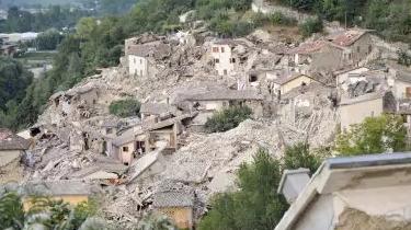 """Sisma in Centro Italia. Caliandro: """"Insieme al Presidente Bonaccini e alla giunta nell'aiuto alle popolazioni colpite"""""""