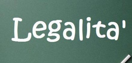 """Mumolo: """"É in dirittura d'arrivo il progetto di legge regionale sulla legalità""""."""