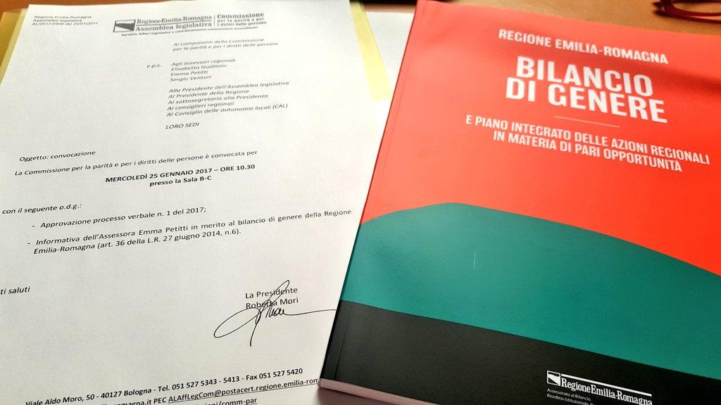 """Presentato il primo bilancio di genere della Regione Emilia-Romagna. Nadia Rossi: """"Sempre alta l'attenzione sul contrasto alla violenza sulle donne"""""""
