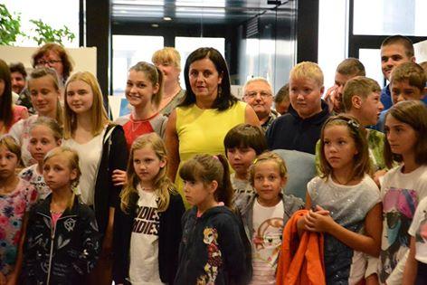 'Progetto Chernobyl'. Oggi in Assemblea legislativa i bimbi ospitati da associazioni e famiglie emiliano-romagnole