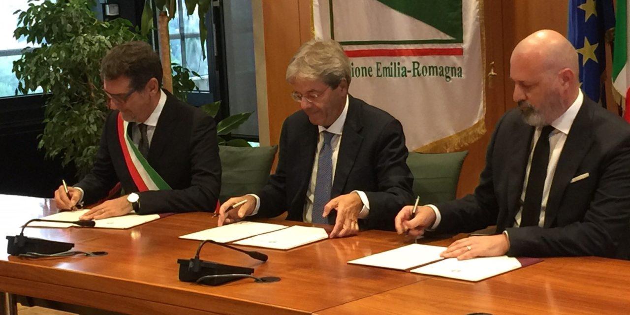 Sviluppo Economico e coesione sociale: accordo Governo-Regione per quasi un miliardo di euro