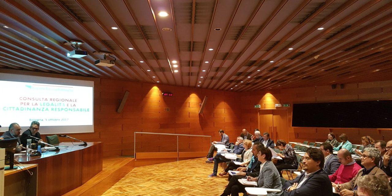 Consulta regionale per la legalità, il commento del presidente del Gruppo PD Stefano Caliandro