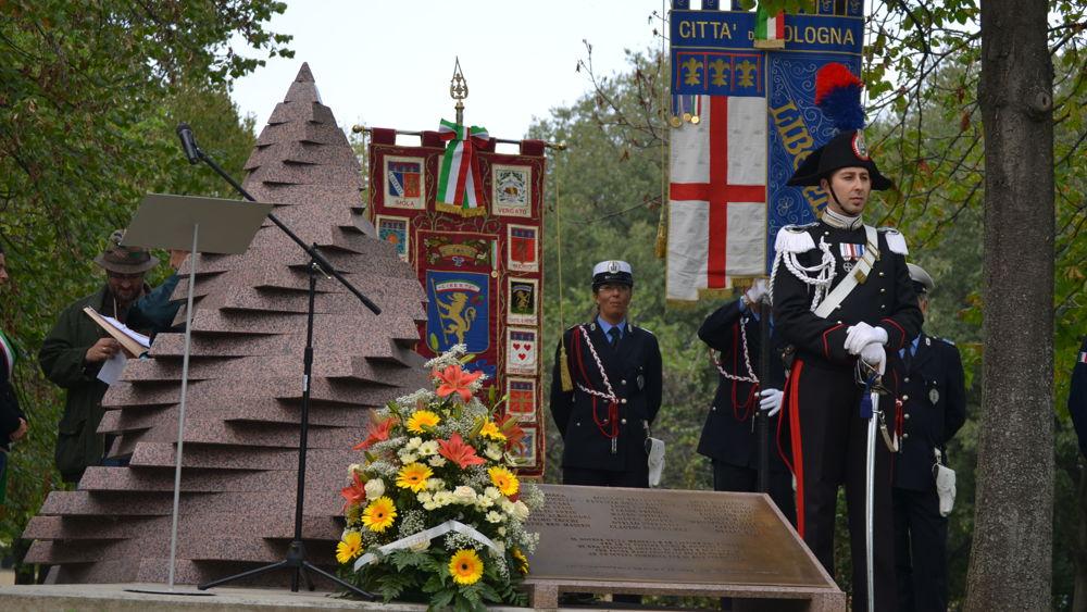 """Commemorazione vittime Uno Bianca. Caliandro: """"Giustizia e verità, noi non dimenticheremo mai"""""""