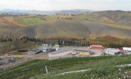 """Rifiuti dalla discarica """"Tre Monti"""" al termovalorizzatore di Forlì: concluso il conferimento temporaneo"""