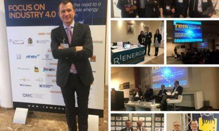 "REM 2018 Focus su Industria 4.0. | Bessi: ""Verso una transizione energetica sostenibile"""