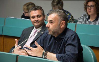 Giorgio Pruccoli interroga la Giunta in relazione all'utilizzo dei fondi comunitari sulla pesca da parte del Comune di Bellaria