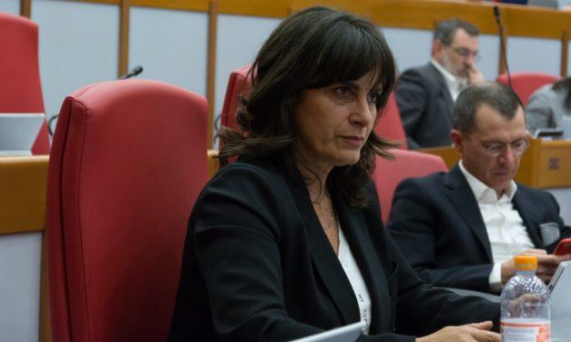 """Nadia Rossi: """"Creare il Patto per il lavoro della Romagna"""""""