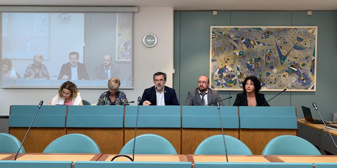 Insediata la Commissione d'Inchiesta sui Minori in Regione ER. Le prime dichiarazioni del Presidente Giuseppe Boschini