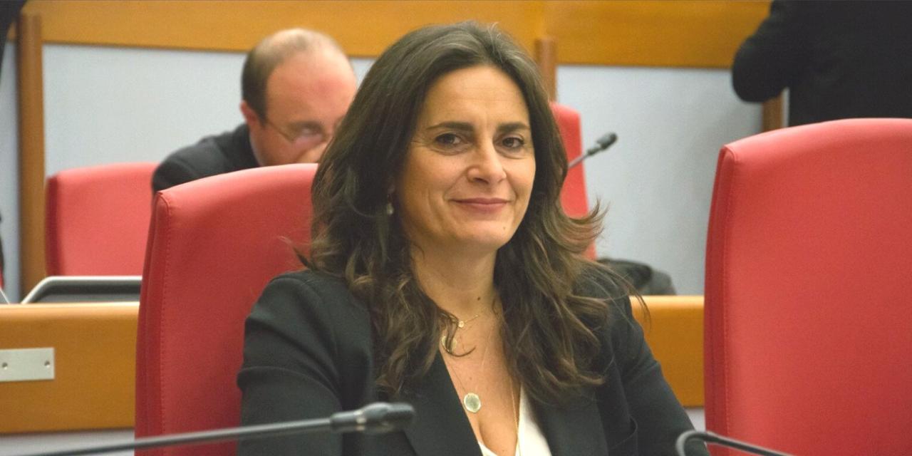 Nadia Rossi è Vicepresidente della III Commissione