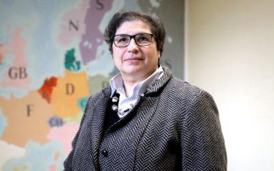 Francesca Maletti è vicepresidente della IV Commissione