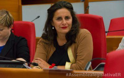 """Antenna a Coriano, Nadia Rossi: """"Perché il Comune non ha trovato soluzione meno impattante?"""""""