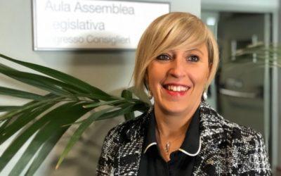 """Assestamento di bilancio, Francesca Marchetti: """"Una manovra che mette al centro le persone e i territori"""""""