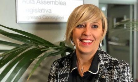 """Francesca Marchetti: """"La Lega ha gettato la maschera e invece di pensare al rilancio di Imola pensa a chiudere in un cassetto l'intera comunità"""""""