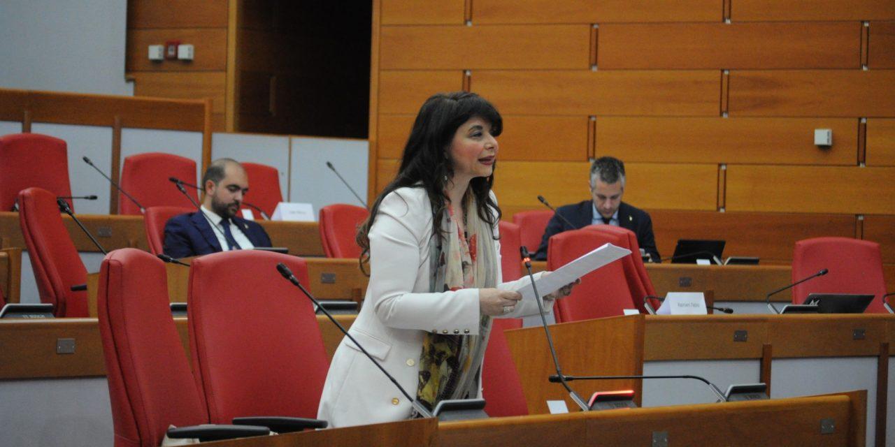 """Roberta Mori: """"Serve un vero e proprio 'women new deal' anche in Emilia-Romagna"""""""