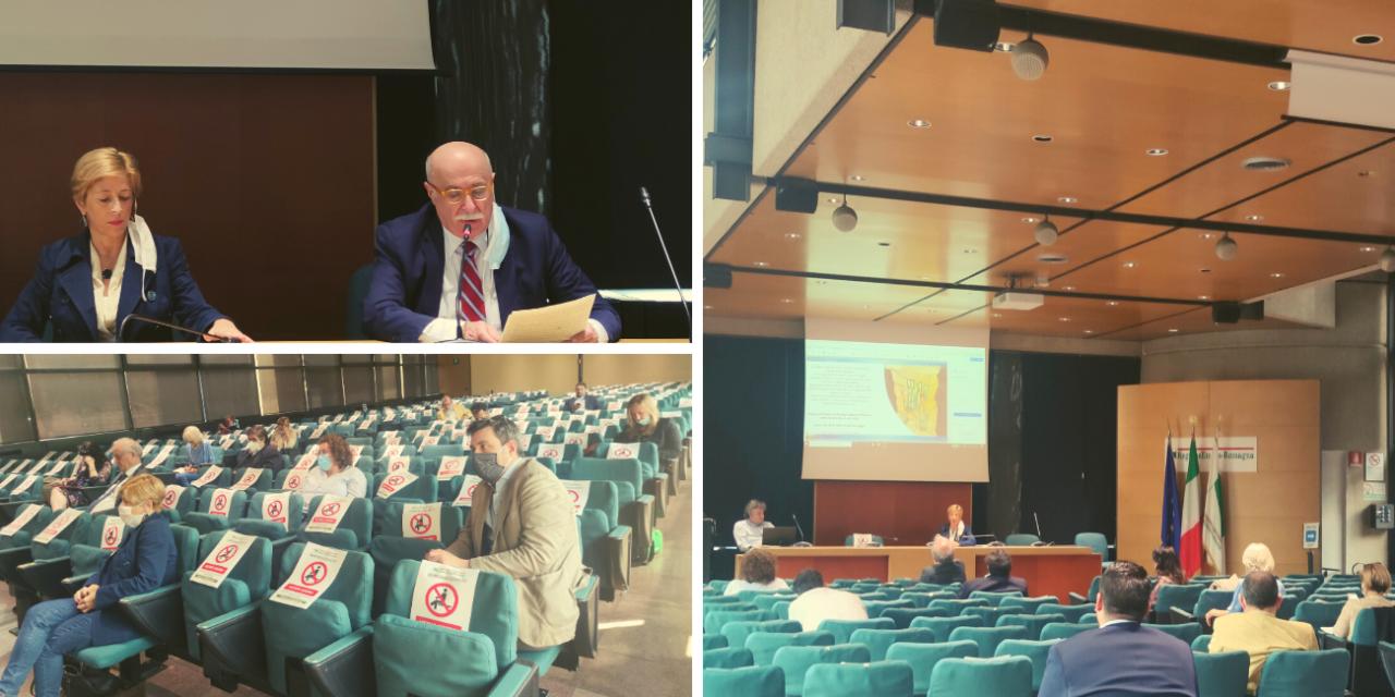 L'emergenza Covid affida all'Emilia-Romagna un ruolo storico per 'risalire' oltre la crisi