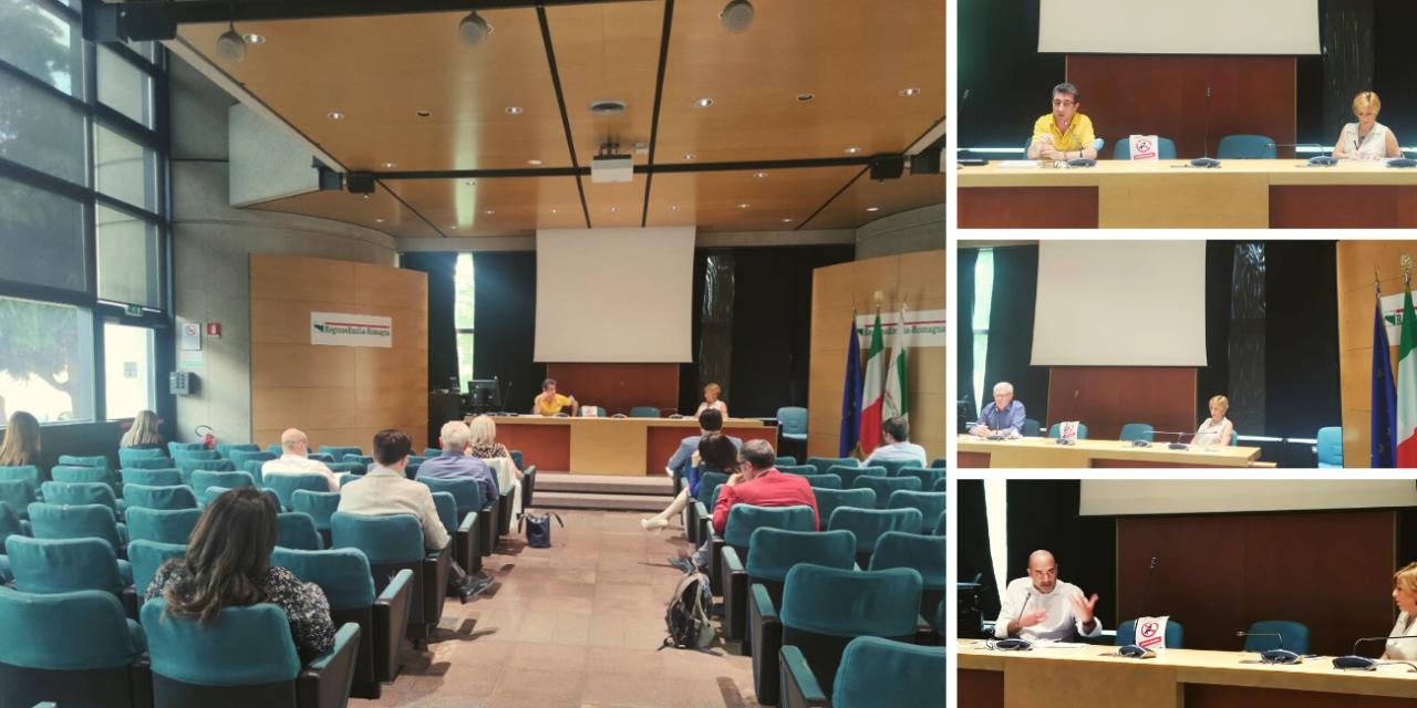 Il Pd e i gruppi di maggioranza hanno incontrato i vertici regionali di Cgil, Cisl, Uil