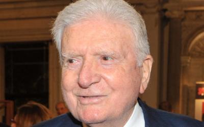 Scomparsa Sergio Zavoli, il cordoglio della consigliera Rossi e della capogruppo Zappaterra