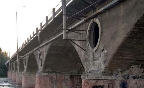 """Ponte Veggia, Sabattini e Pigoni: """"Sì unanime per la manutenzione"""""""