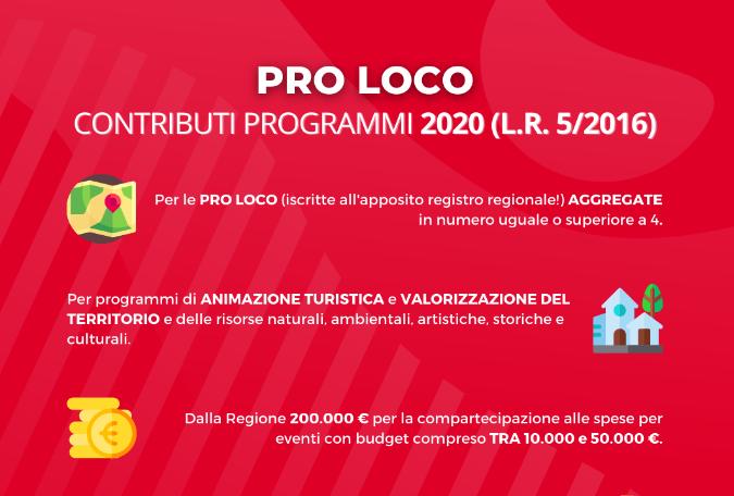 """Pro Loco, la Regione finanzia i progetti: """"Un sostegno a chi si impegna per la promozione del nostro territorio"""""""