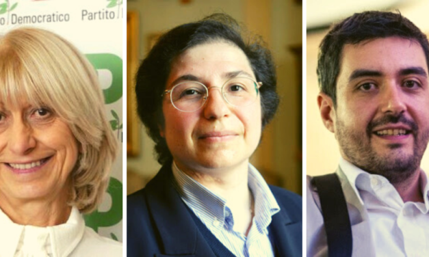 """""""Aude Pacchioni: un'idea di politica e coerenza nell'impegno quotidiano da rilanciare"""""""