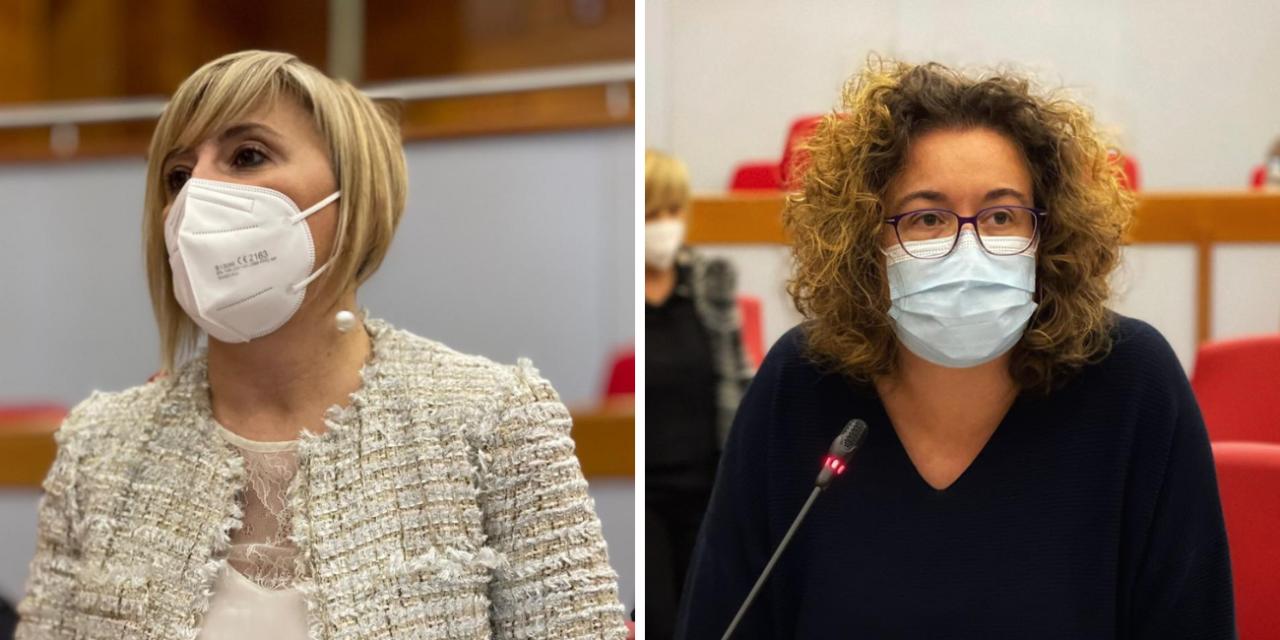 """Zona arancione scuro, Marchetti e Rontini: """"Limitiamo i contagi ma sosteniamo le famiglie"""""""