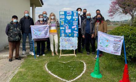 Giornata della Terra, Nadia Rossi a Rimini con i volontari del Progetto Ci.Vi.VO.